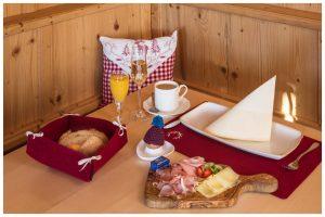 Gourmet Hüttenfrühstück für 1 Person